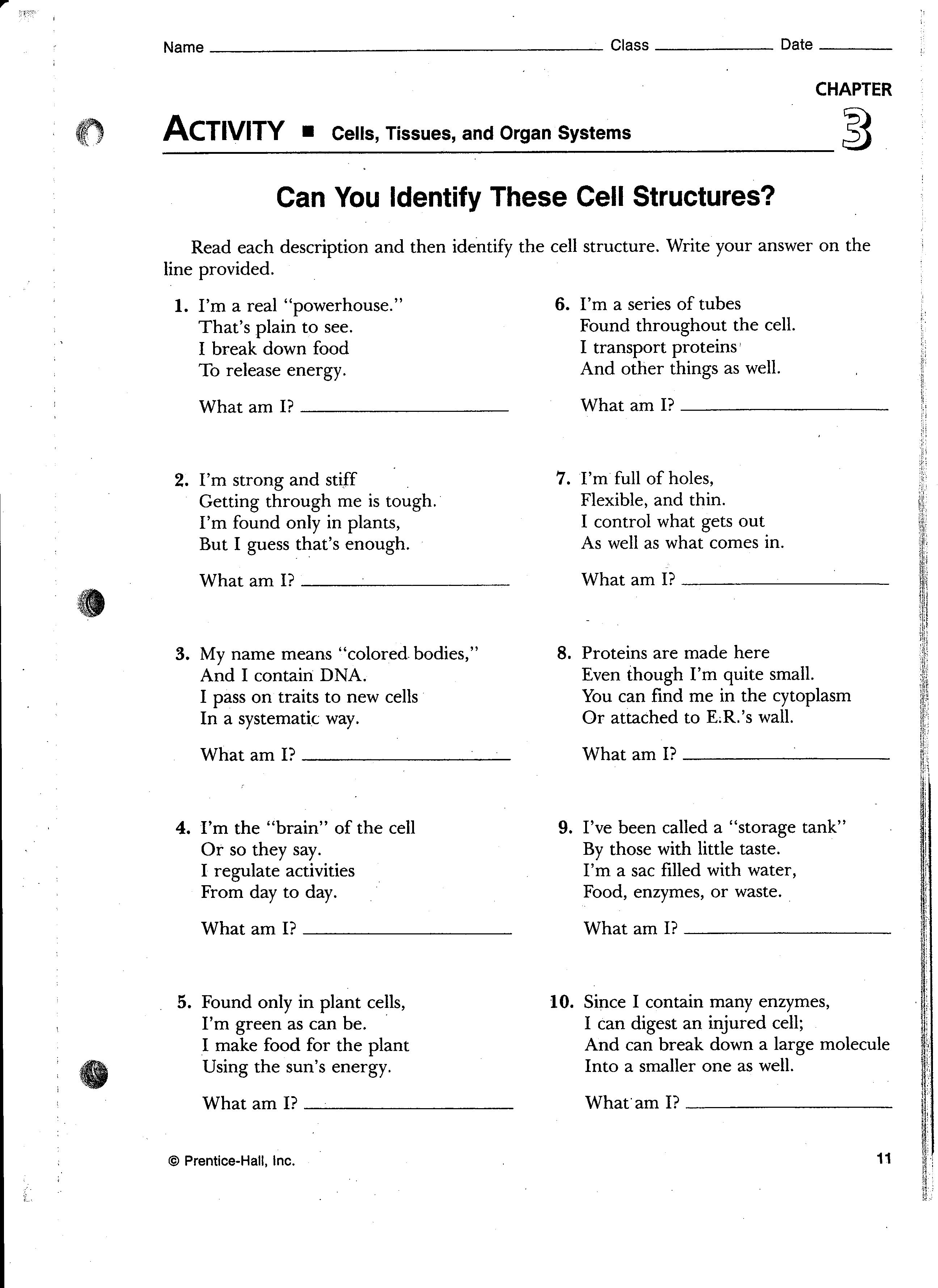 essays on the cell theory