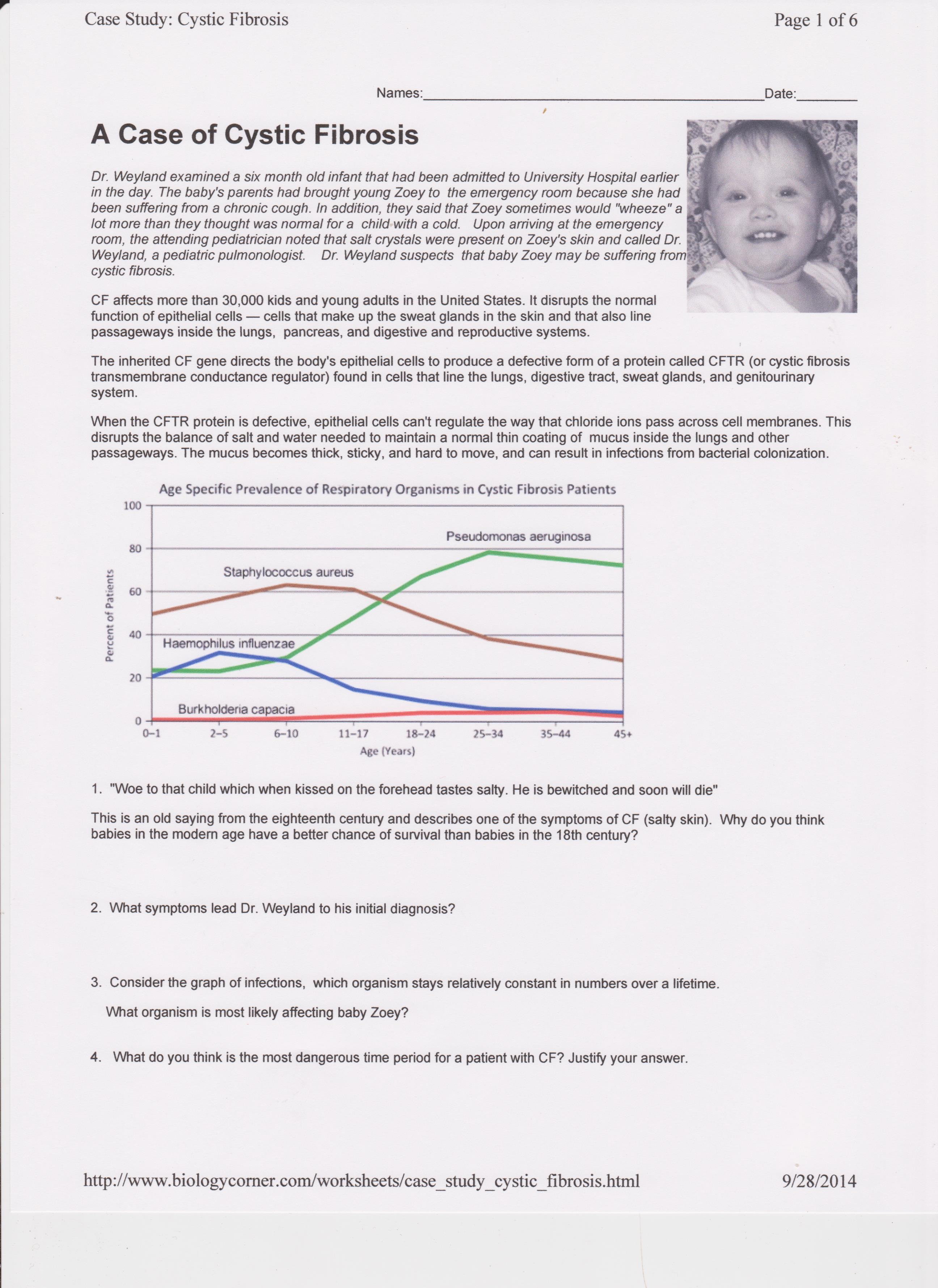 case study answers
